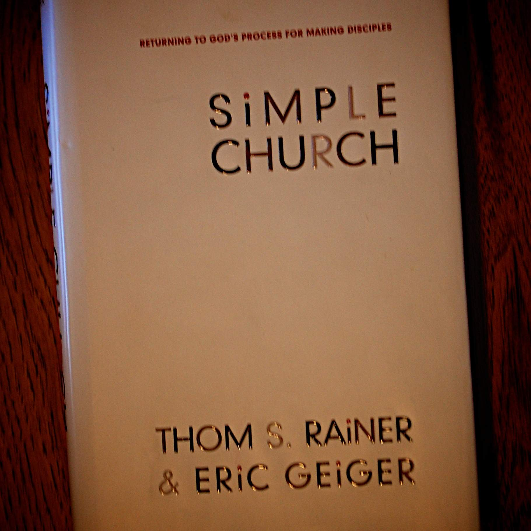 the purpose driven church critical book The ultimate goal of the purpose driven paradigm of church leadership  his  book, the purpose driven church, was named one of the 100.